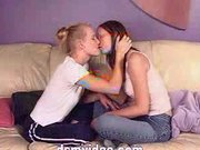2 Lesbian Kissing Music Video 2