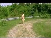 German Outdoor Nudist