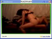 Turkish Amateur Couple Webcam
