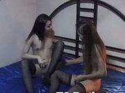 Bangkok ladyboys (amateur) - part 1