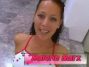 Malorie marx sweet dirty talking teen