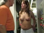 German Housekeeper Tease