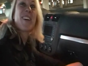 Fucking in the garage - hot facial - german - csm