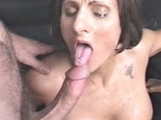 Mature blowjob and cumshots