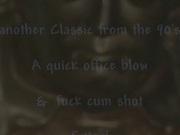 Office Suck and Fuck Classic Clip