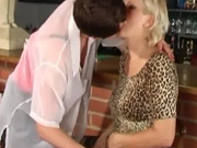 Grannies get it on Lesbo Style