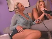 Sarah Jay and friend - Fucking Machine