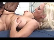 Busty Carla Craves & BBC get nasty