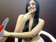Latina Webcam: Just because She is Gorgeous