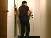 Monja Croft Toilettenfick