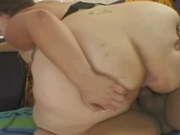 Big Ass BBW Trista Lace Fucks Her First Big Black Cock
