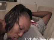 Cheating Hubbie Fucks 18 year old Hood Bitch