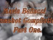 Cumshot Compilation Maria Bellucci Part One