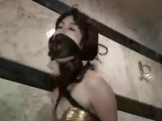 Gagged asians