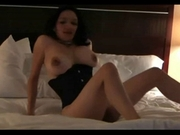 Cheating Latina Wife Fucked in Hotel