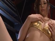 Tight Pussy On Mitsuki Akusa Fingered and Fucked To An Orgasm