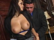 A Wild Hardcore Scene With The Hot Daisy Marie