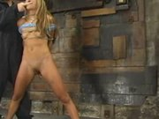 Hot Latina Getting Tortured in the Dungeon