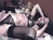 Horny Couple Fucking In Homemade Video