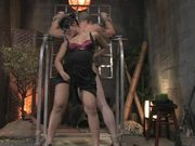 Brunette Mistress Takes Things Seriously