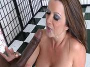 Raquel Devine Gets a Creamy Reward