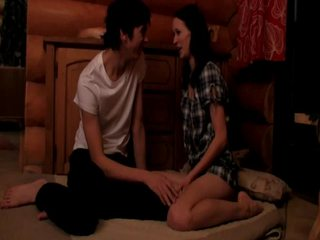 Sexiest Teen Sex With Petra and Kornel Nailing Hard