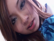 Japanese teen Reina is getting stout fingerfuck