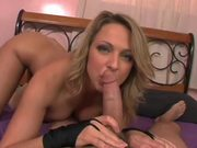 Brianna Beach Rides a Huge Dick in a Steamy Hardcore Video
