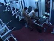 Personal Trainer Drilling His VIP Trainee