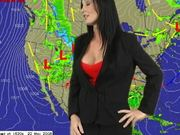 Anchorman Fucks The Big Breasted Weather Lady Melissa Lauren