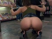 Slutty Latina Just Loves To Get Anally Pounded In BDSM Clip