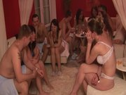 Nymphomaniac Babes Have Some Serious Fun In Wild Swinger's Party