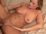 Hot mom fucked by sons friend