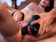 Double penetration and extreme insertions