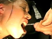Screaming Anal Object Insertion