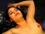 Latina in Oral Sex and Goldenshower