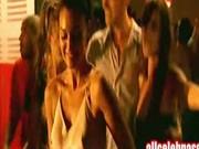Monica Bellucci Bares Her Tits