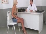 Horny vagina doctor