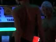 Hot Stripper In Sexy Black Panties