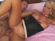 The hot blonde milf next door