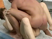 Hormy mature goes for massage and gets fucked