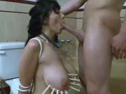 Mature mom bondage bang