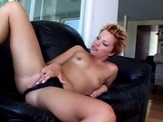 Teen hungry for cock