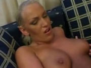 Busty Bridgett loves the oral slit lick and hard fuck with a cum
