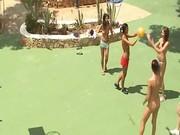 Shocking 5 naked girls masturbating