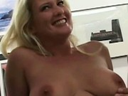 MILF Sucking Two Cocks