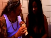 Black amsterdam prostitute sucks customer