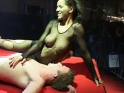 Hot sex show