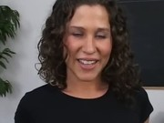 Bianca Fucks Her Pussy