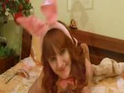 The sexiest teen bunny